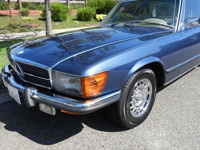 1973 Mercedes-Benz 450SLC  - Click to see full-size photo viewer