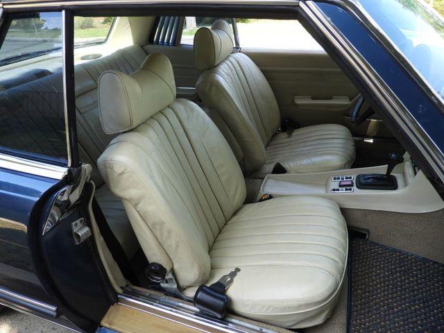 1973 Mercedes-Benz 450SLC