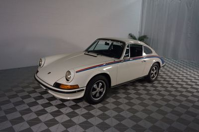 1973 Porsche 911 T 1973 Porsche 911 T Brumos Tribute Car  Coupe