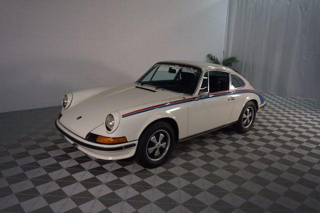 1973 Porsche 911 T 1973 Porsche 911 T Brumos Tribute Car