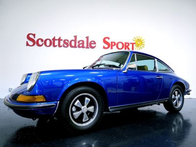 1973 Porsche 911 T COUPE * ONLY 22K Miles...Full Restoration...