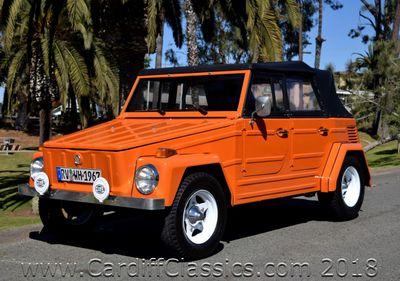 1973 Volkswagen Thing  SUV