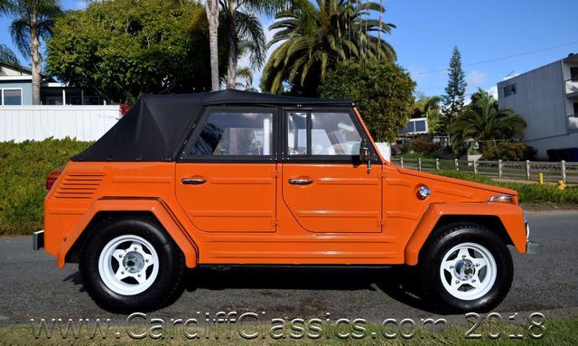 1973 Volkswagen Thing  - Click to see full-size photo viewer