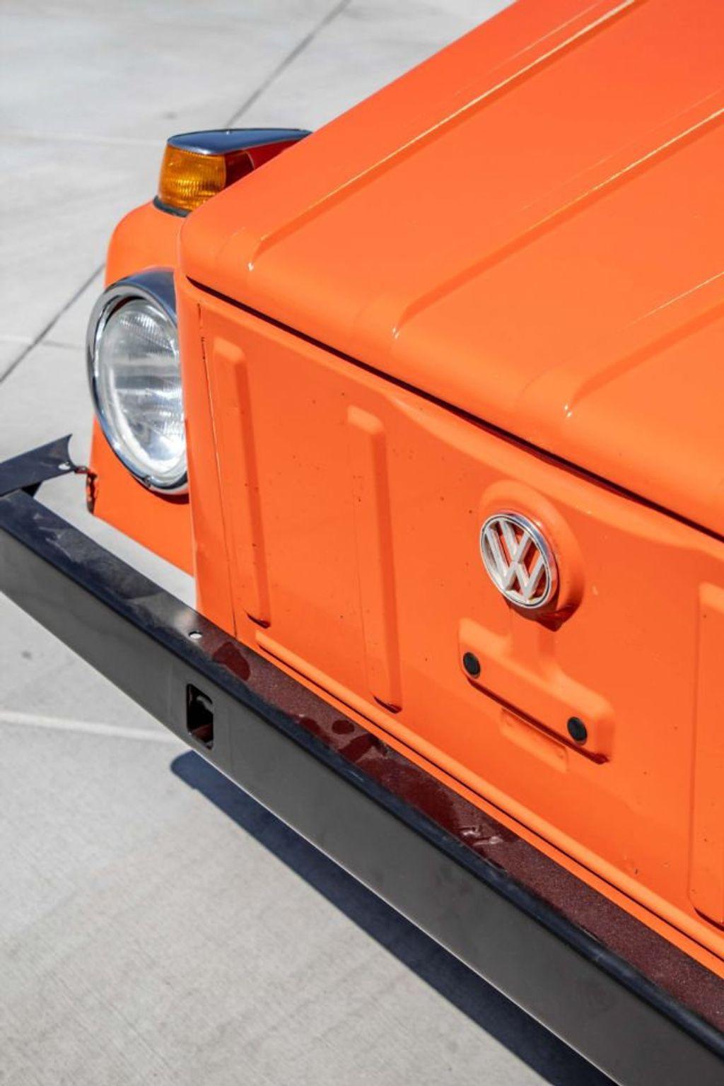 1973 Volkswagen Thing  - 18696955 - 14