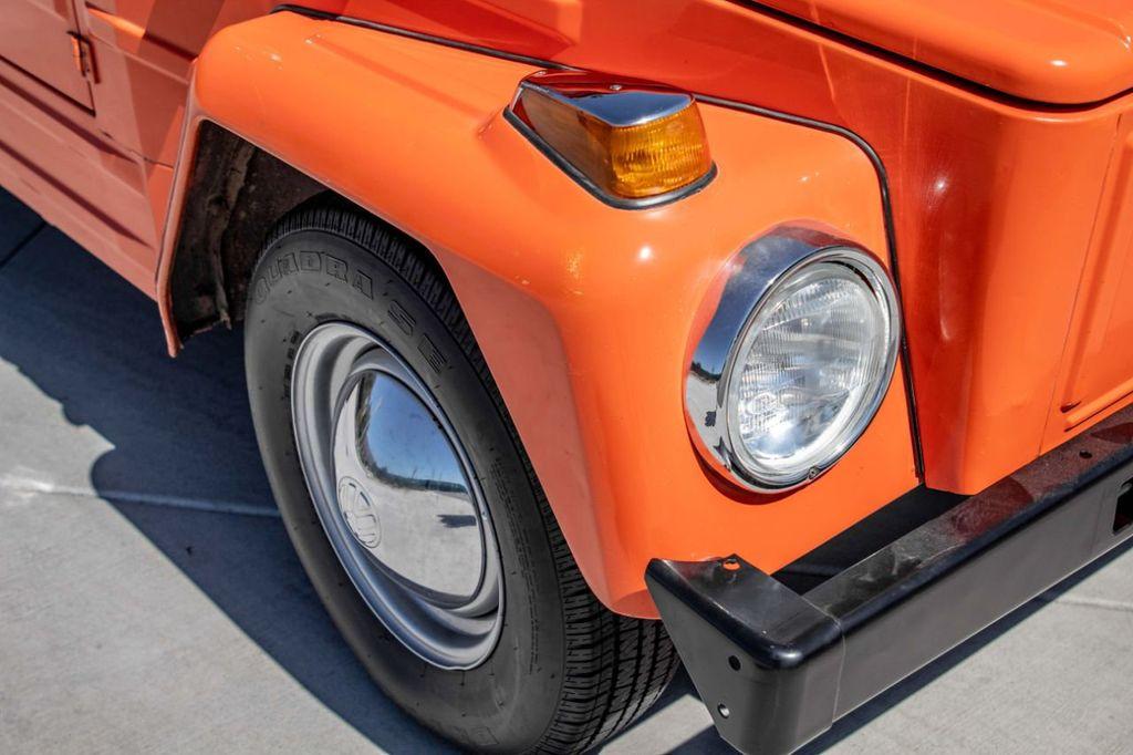 1973 Volkswagen Thing  - 18696955 - 16