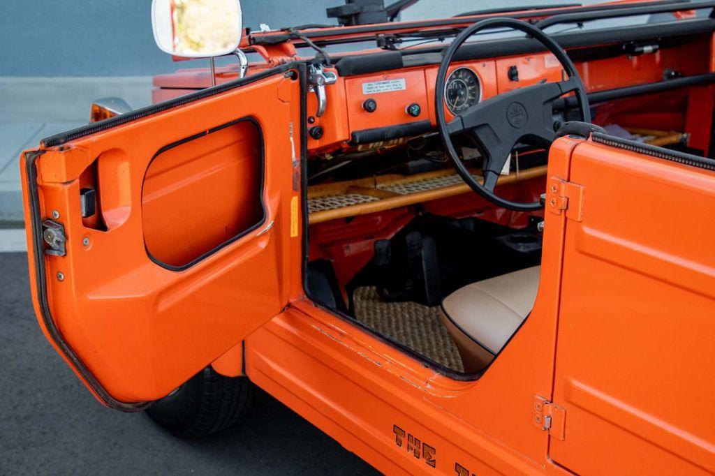 1973 Volkswagen Thing  - 18696955 - 27