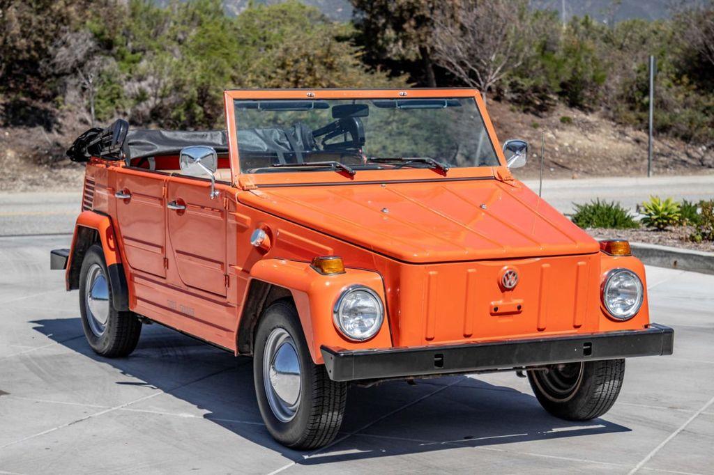 1973 Volkswagen Thing  - 18696955 - 2