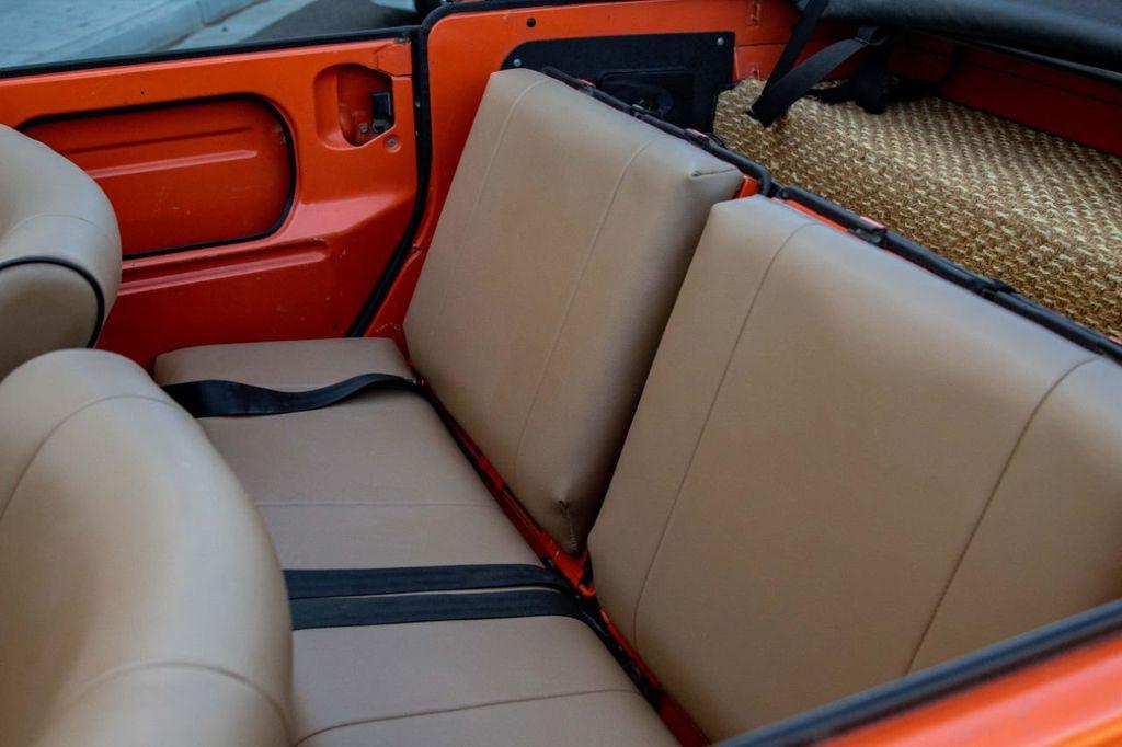 1973 Volkswagen Thing  - 18696955 - 31