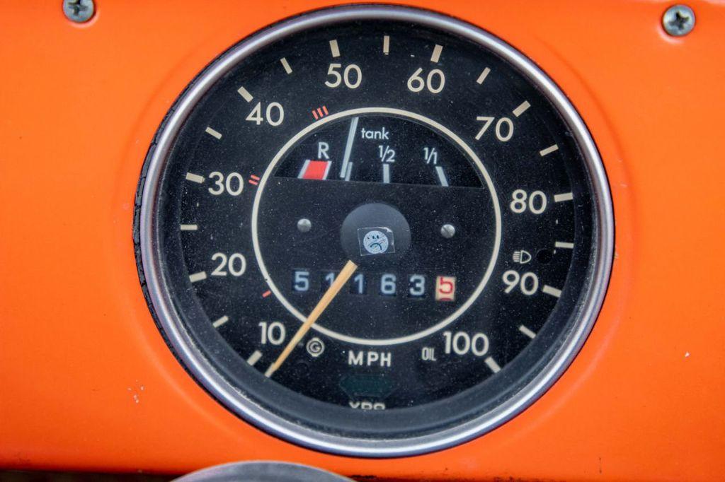 1973 Volkswagen Thing  - 18696955 - 33