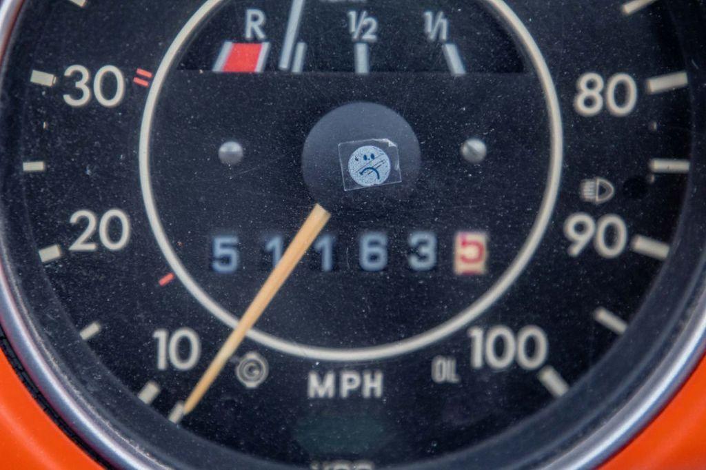 1973 Volkswagen Thing  - 18696955 - 43