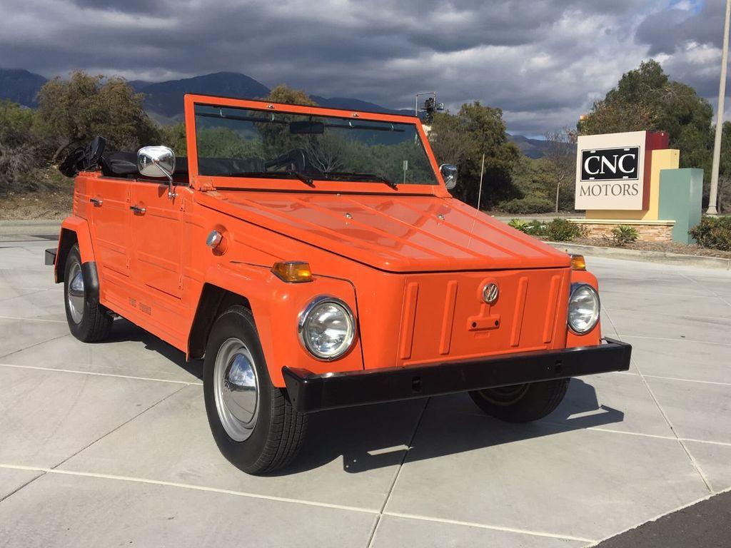 1973 Volkswagen Thing  - 18696955 - 45