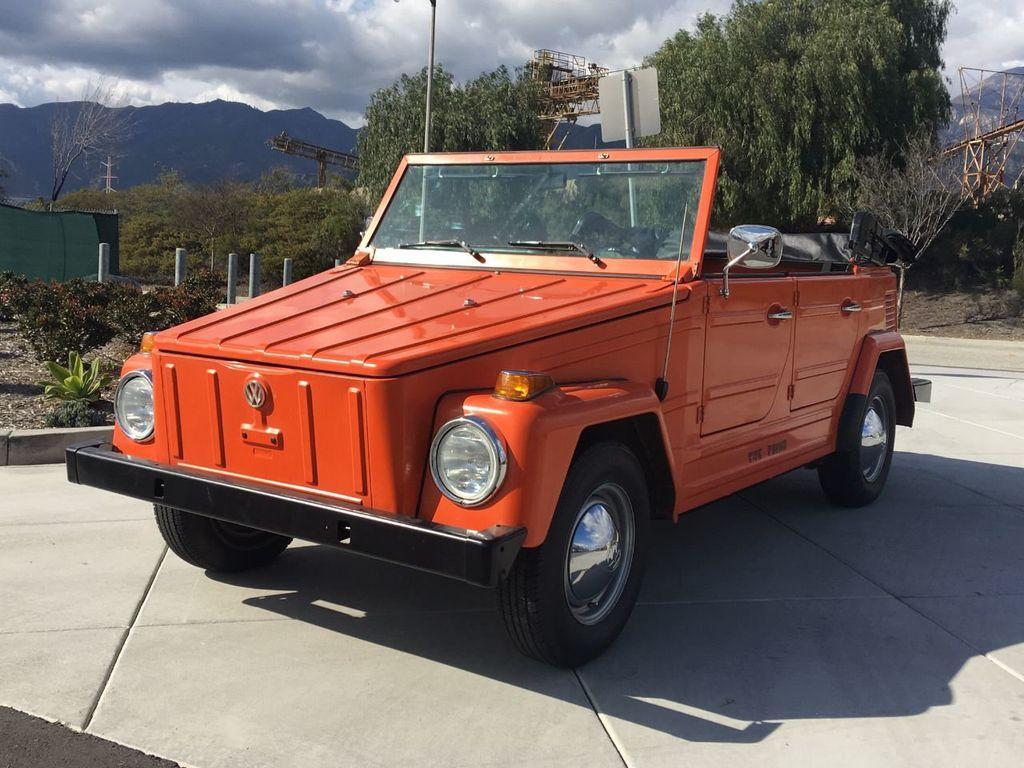 1973 Volkswagen Thing  - 18696955 - 47
