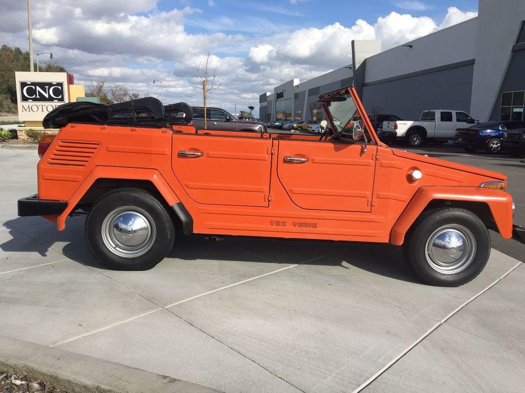 1973 Volkswagen Thing  - 18696955 - 52