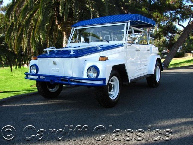 1973 Used Volkswagen Thing Acapulco At Cardiff Classics