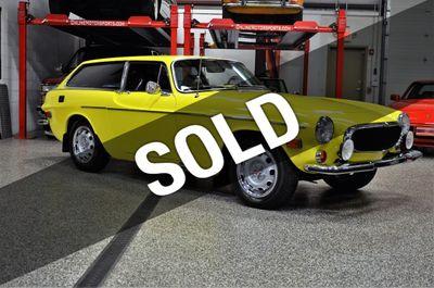 1973 Volvo 1800 ES 1800 ES Sport Wagon
