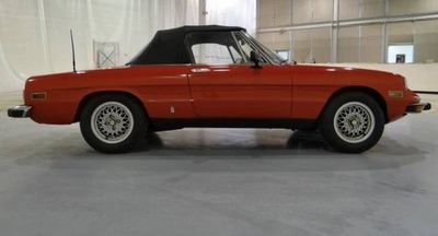 1974 Alfa Romeo Spider  - Click to see full-size photo viewer