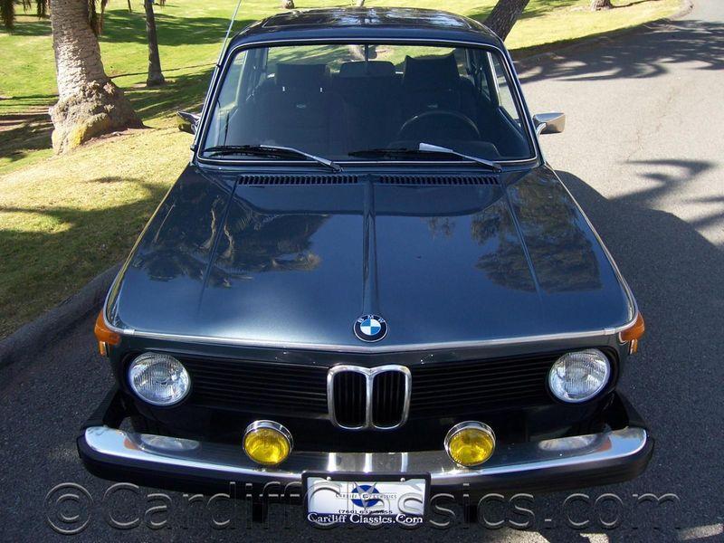 1974 Used BMW 2002 Tii at Cardiff Classics Serving Encinitas, IID 8846432