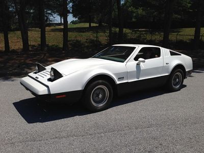 1974 Bricklin SV-1 SV-1 Bricklin Coupe