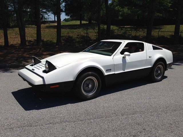 1974 Bricklin SV-1 SV-1 Bricklin Coupe - 74BRICKLIN - 0