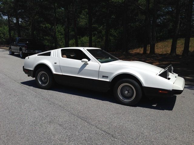 1974 Bricklin SV-1 SV-1 Bricklin Coupe - 74BRICKLIN - 9