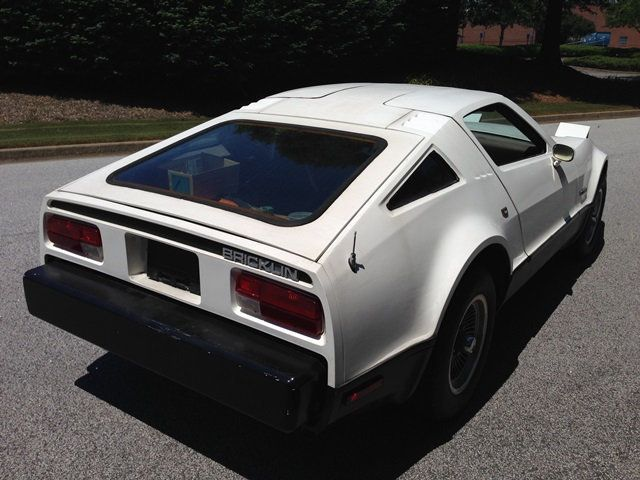 1974 Bricklin SV-1 SV-1 Bricklin Coupe - 74BRICKLIN - 1