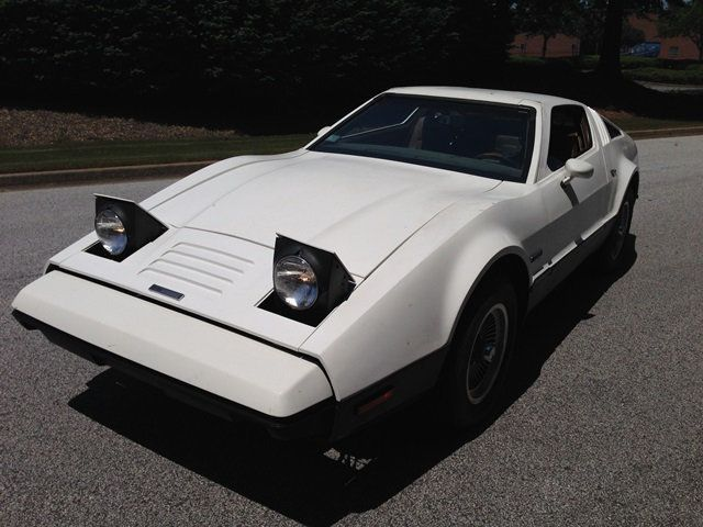 1974 Bricklin SV-1 SV-1 Bricklin Coupe - 74BRICKLIN - 4