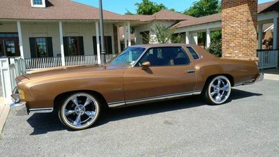 1974 Chevrolet Monte Carlo  Sedan