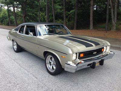 1974 Chevrolet Nova Chevy Nova Coupe
