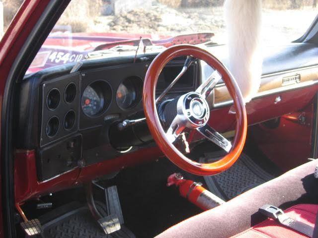1974 Chevrolet Stepside For Sale - 16138123 - 12
