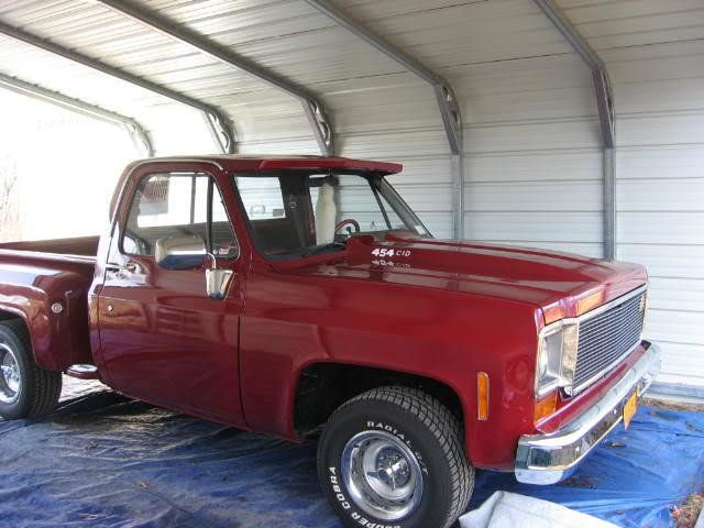 1974 Chevrolet Stepside For Sale - 16138123 - 1