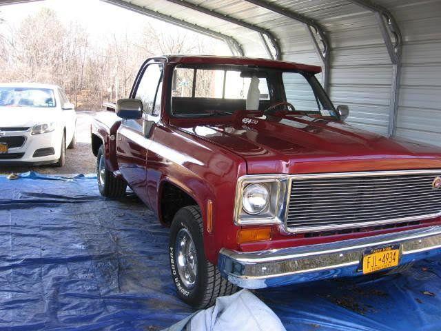 1974 Chevrolet Stepside For Sale - 16138123 - 2