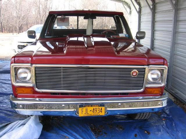 1974 Chevrolet Stepside For Sale - 16138123 - 3