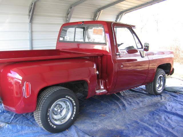 1974 Chevrolet Stepside For Sale - 16138123 - 4
