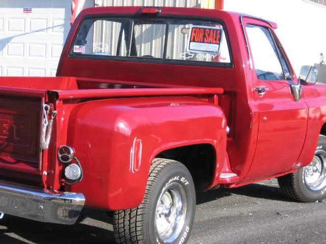 1974 Chevrolet Stepside For Sale - 16138123 - 5