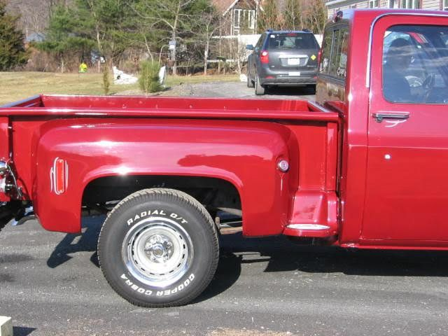1974 Chevrolet Stepside For Sale - 16138123 - 6