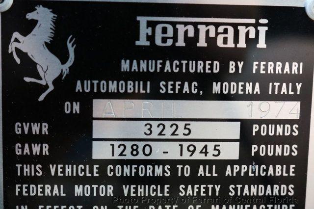 1974 Ferrari DINO  - 16218277 - 27