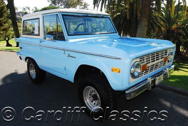 1974 Ford Bronco Explorer Click To See Full Size Photo Viewer