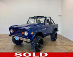 1974 Ford Bronco - U15GLS84606