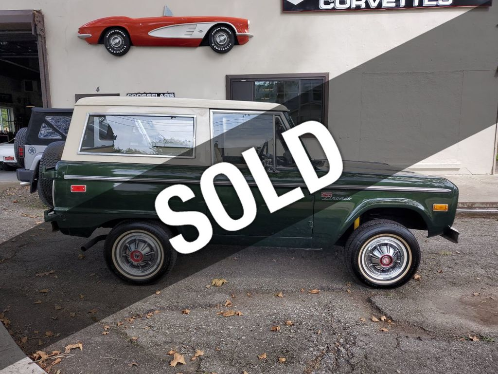 Used Ford Bronco >> 1974 Used Ford Bronco Sport At Webe Autos Serving Long Island Ny Iid 19340059