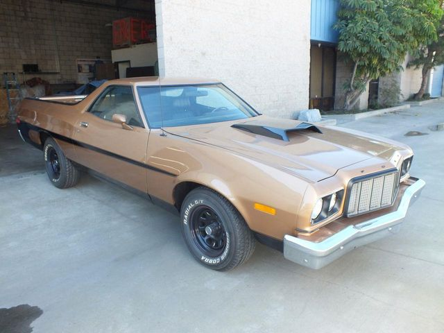 1974 Used Ford Ranchero Gt At Webe Autos Serving Long