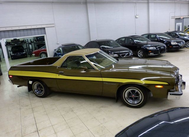 1974 Ford RANCHERO UNRESTORED ORIGINAL ONE OWNER 44K MILES LIKE NEW - Click to see full-size photo viewer