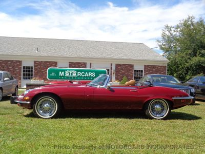 1974 Jaguar E-TYPE HUGE PRICE REDUCTION ON THIS GORGEOUS E-TYPE ROADSTER Convertible