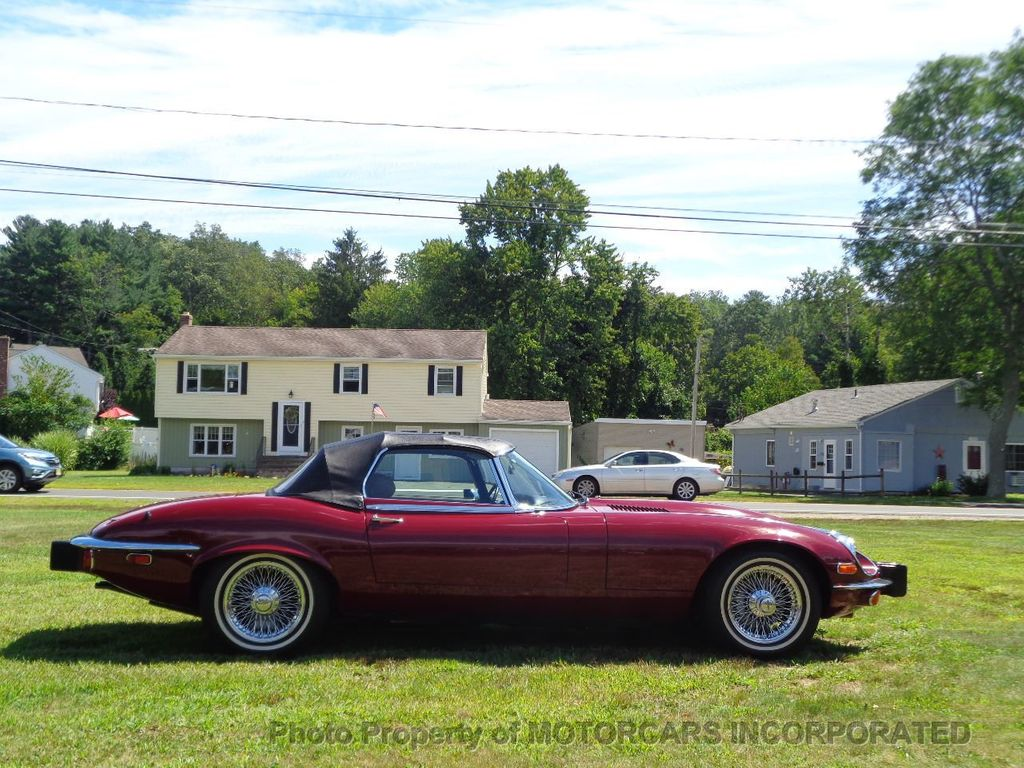 1974 Jaguar E-TYPE HUGE PRICE REDUCTION ON THIS GORGEOUS E-TYPE ROADSTER - 16759272 - 9