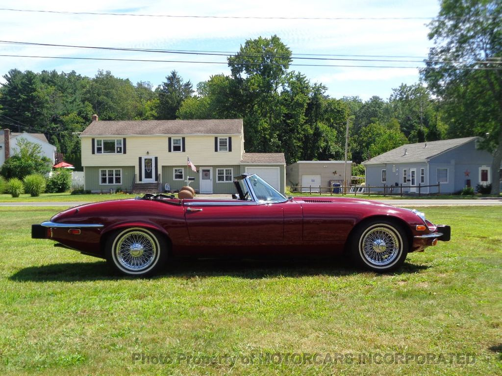 1974 Jaguar E-TYPE HUGE PRICE REDUCTION ON THIS GORGEOUS E-TYPE ROADSTER - 16759272 - 10