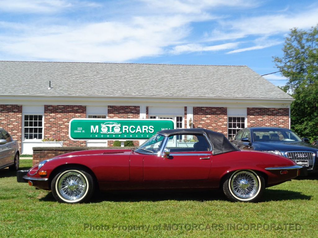 1974 Jaguar E-TYPE HUGE PRICE REDUCTION ON THIS GORGEOUS E-TYPE ROADSTER - 16759272 - 1
