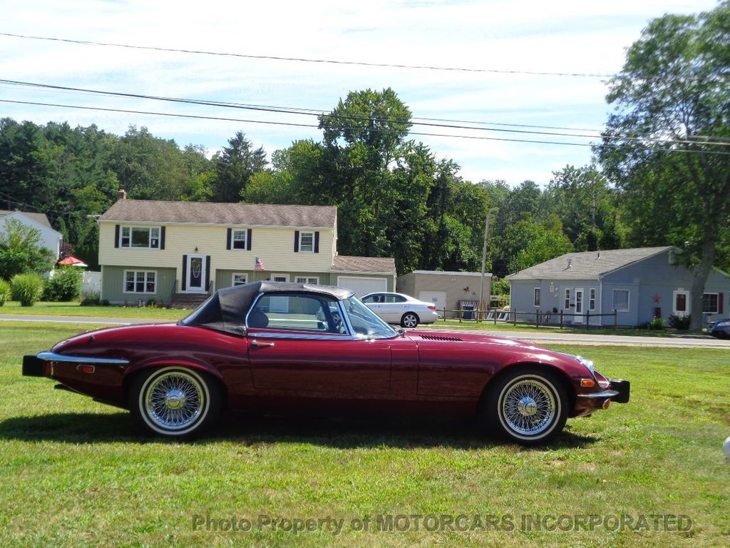 1974 Jaguar E-TYPE HUGE PRICE REDUCTION ON THIS GORGEOUS E-TYPE ROADSTER - 16759272 - 27