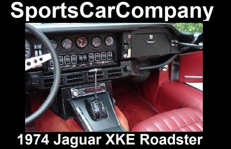 1974 Jaguar XKE ROADSTER  - 16454272 - 9
