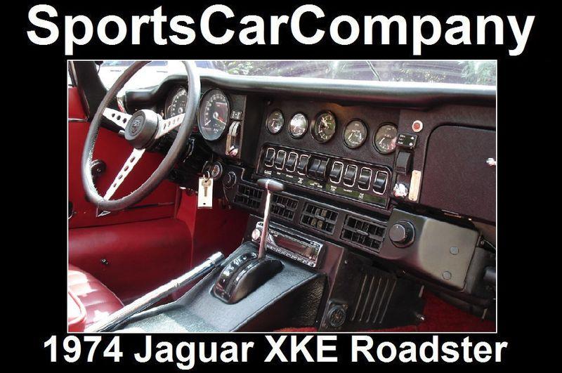 1974 Jaguar XKE ROADSTER  - 16454272 - 14