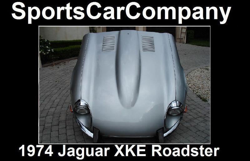 1974 Jaguar XKE ROADSTER  - 16454272 - 15