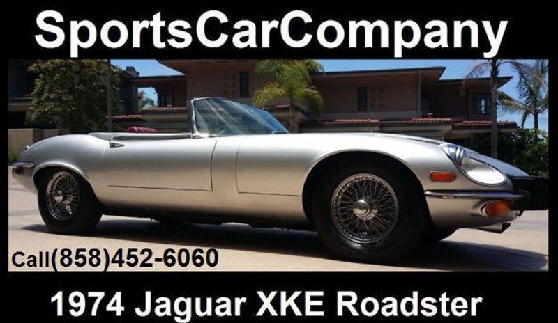 1974 Jaguar XKE ROADSTER  - 16454272 - 1